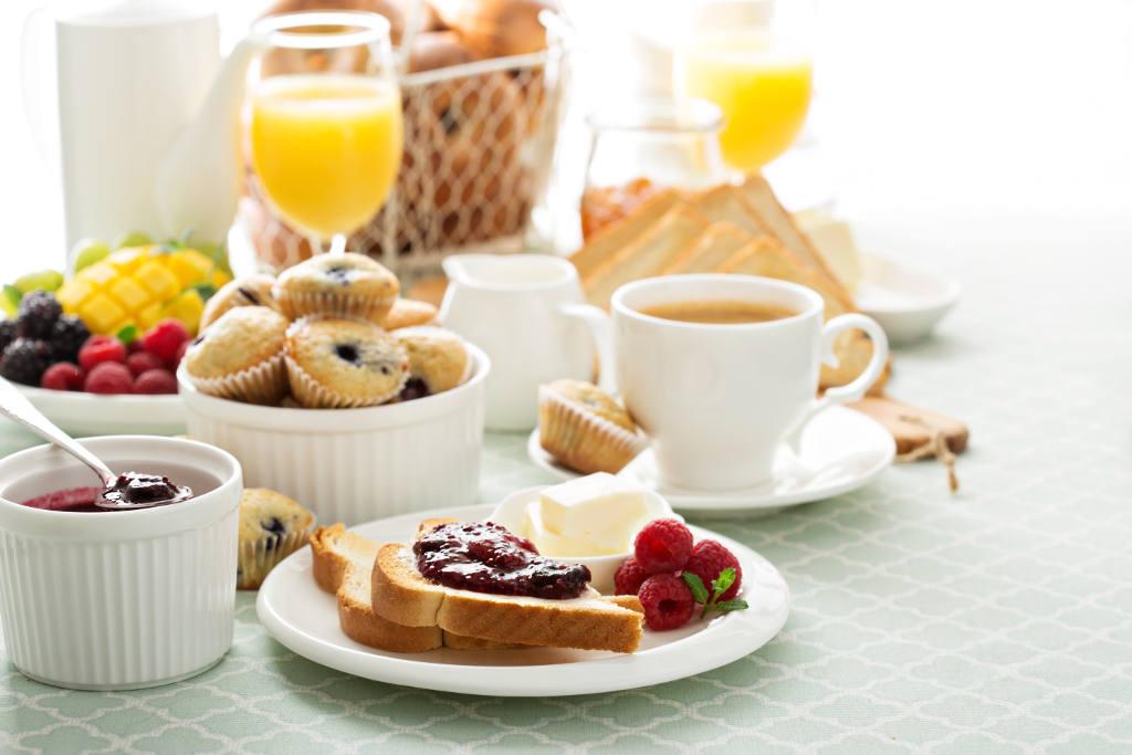 guida realizzazione breakfast