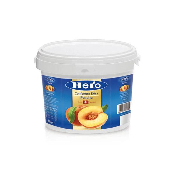 Hero Confettura Extra Pesche 1x3,65 Kg