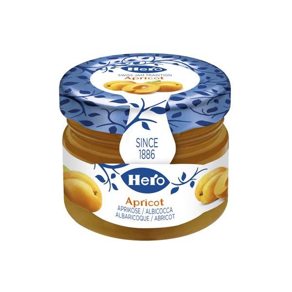 Hero Confetture Extra Albicocca 72x28,3gr in monodose