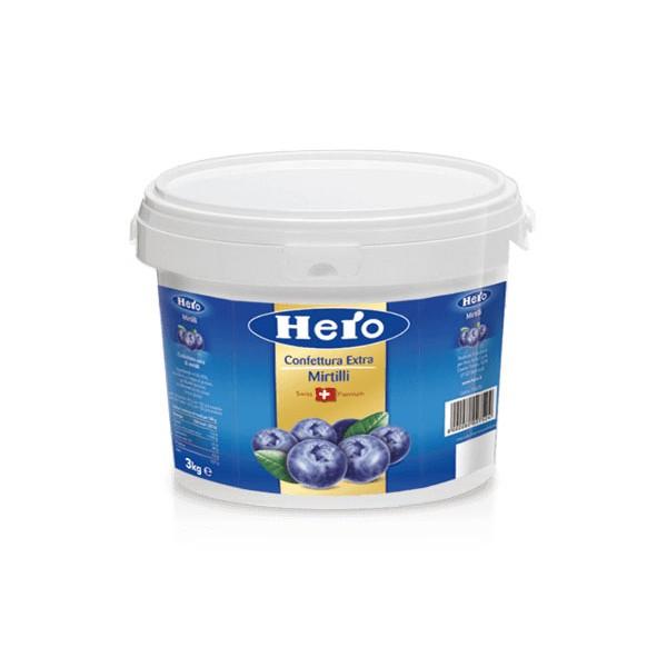 Hero Confettura Extra Mirtilli 1x3,65 Kg