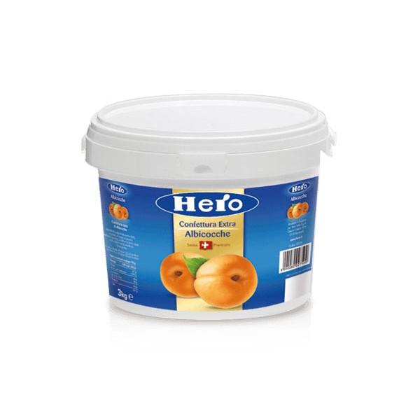 Hero Confettura Extra Albicocche 1x3,65 Kg