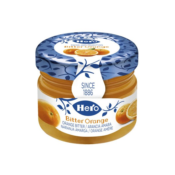 Hero Marmellate Arance Amare 72x28,3gr