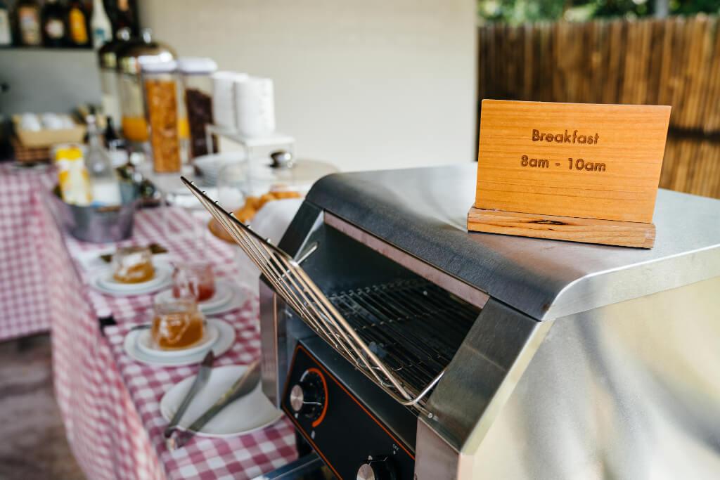 prezzi orari e occasioni speciali breakfast