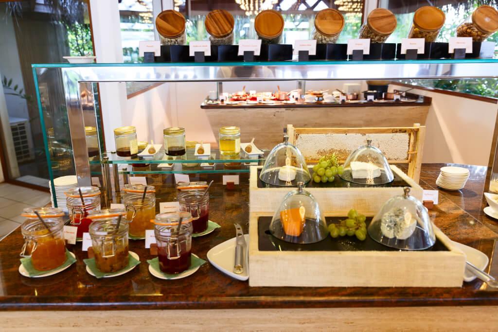 prodotti qualità buffet breakfast